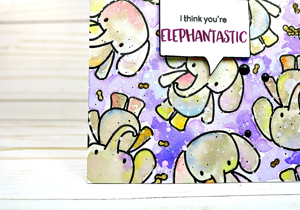 I Think You're Elephantastic!