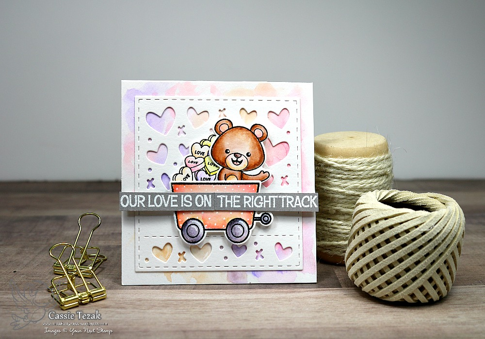 Your Next Stamp Release Blog Hop!
