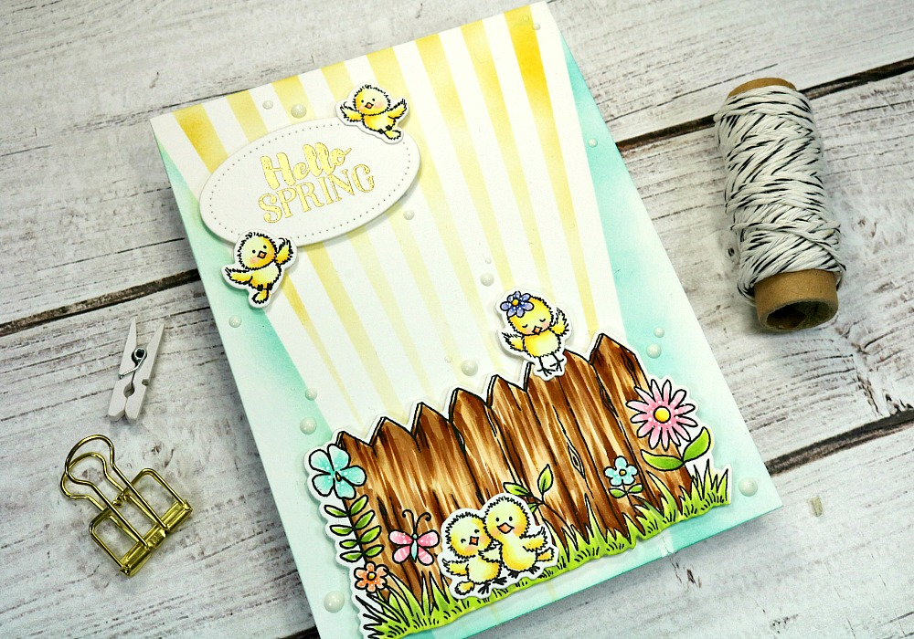 Your Next Stamp Blog Hop!