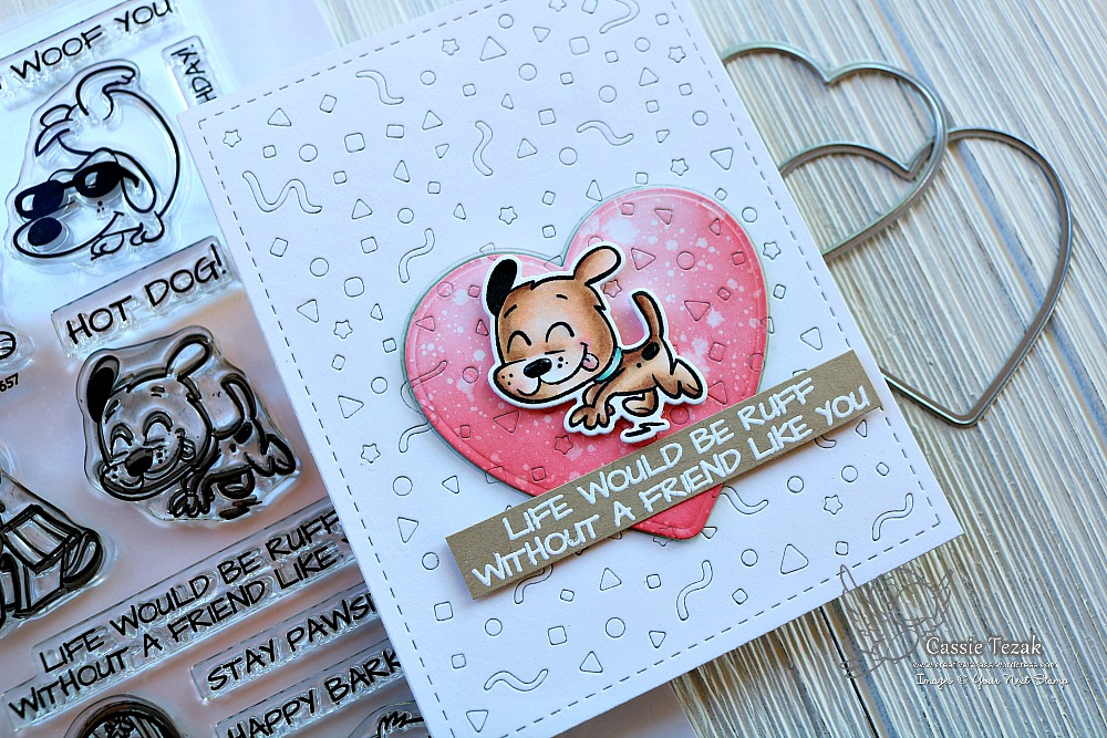 Your Next Stamp August Blog Hop!