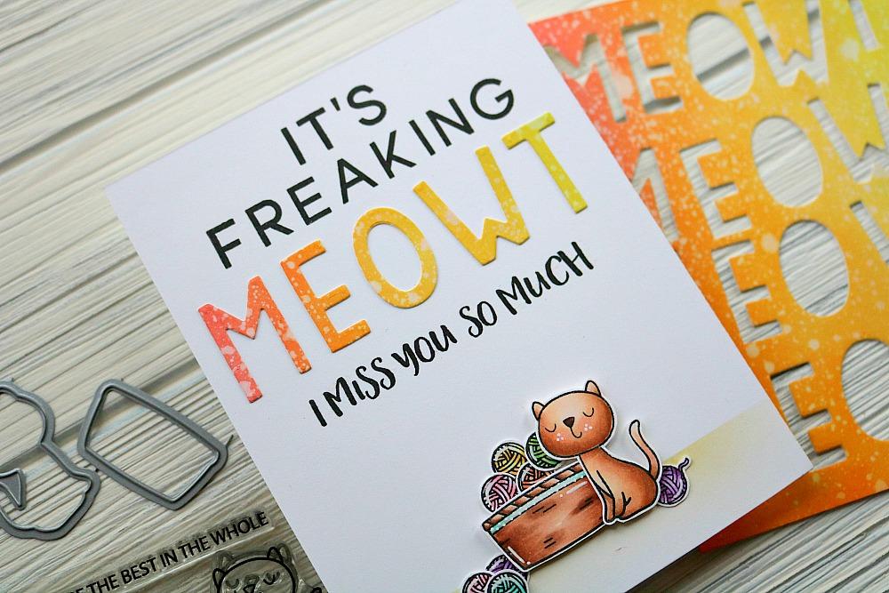It's Freaking Meow-t!