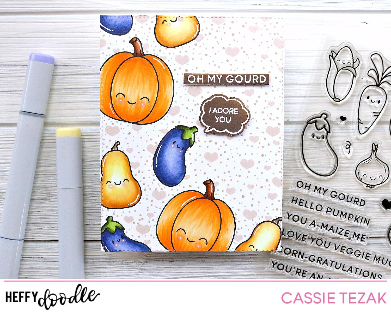 Oh My Gourd Heffy Doodle