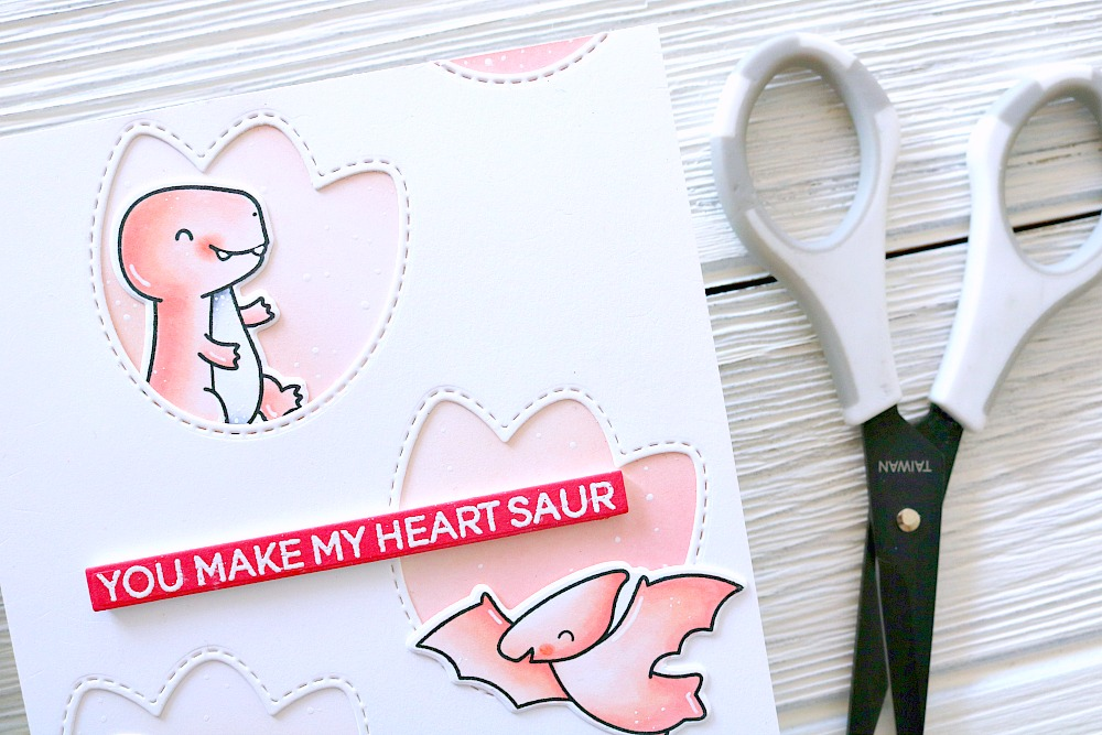 You Make My Heart Saur