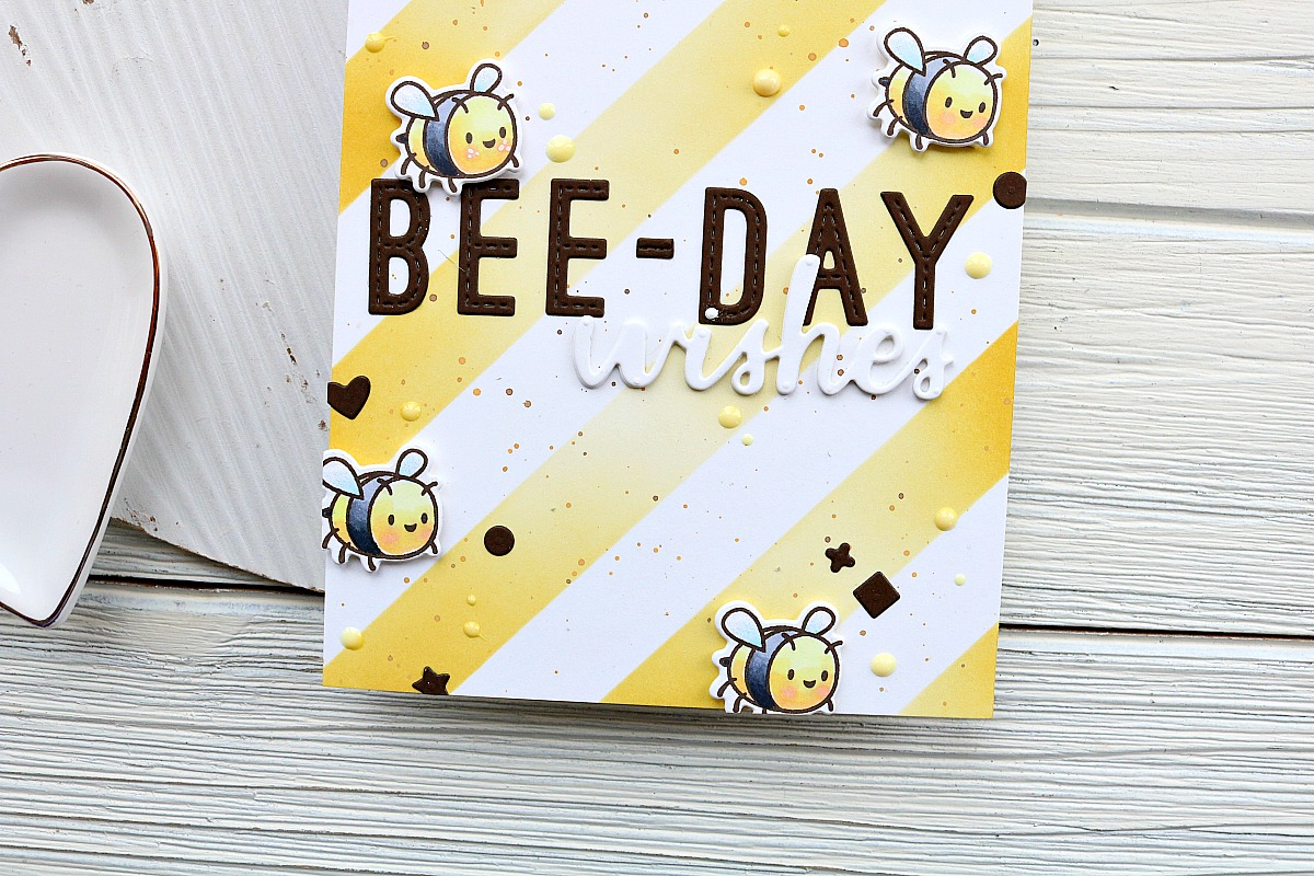 Bee Day Wishes
