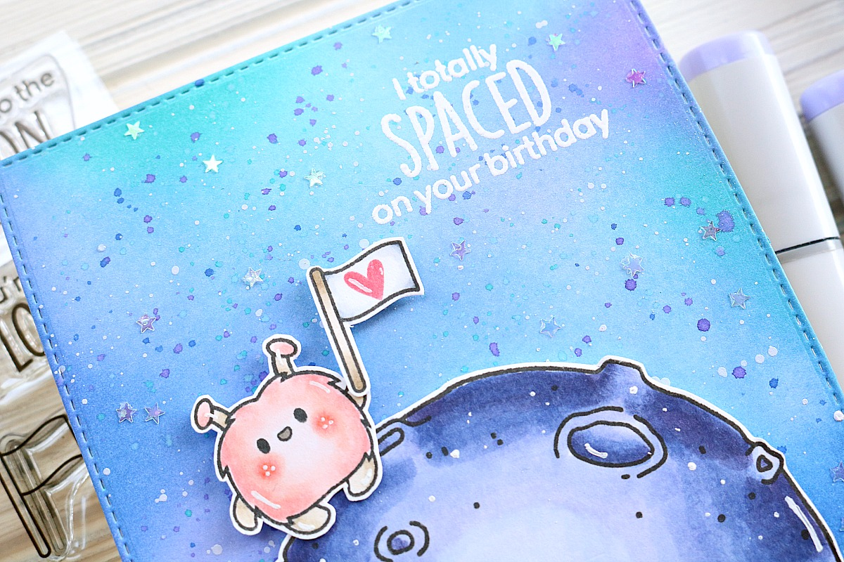Totally Spaced Your Birthday