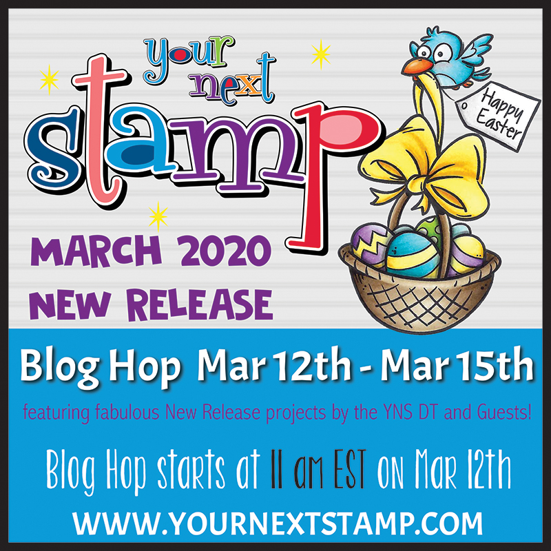 Your Next Stamp Blog Hop
