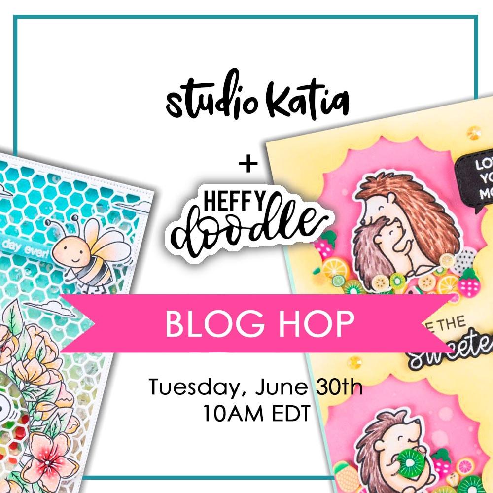 Heffy Doodle and Studio Katia Hop